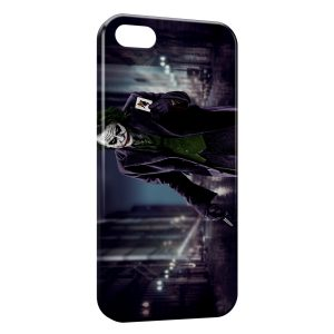 Coque iPhone 5/5S/SE Joker Batman 2