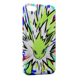 Coque iPhone 5/5S/SE Jolteon Pokemon 22