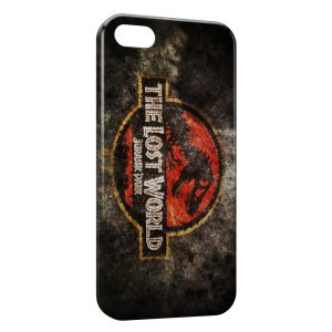 Coque iPhone 5/5S/SE Jurassic Park