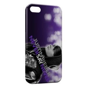 Coque iPhone 5/5S/SE Justin Bieber 2