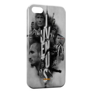 Coque iPhone 5/5S/SE Juventus Football 2