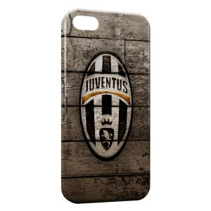 Coque iPhone 5/5S/SE Juventus Football Art