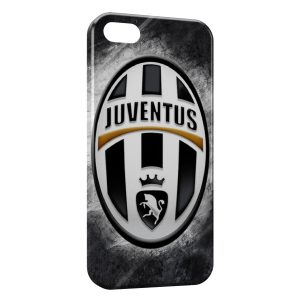 Coque iPhone 5/5S/SE Juventus Football Club Black & White