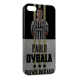 Coque iPhone 5/5S/SE Juventus Football Paulo Dybala