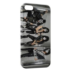 Coque iPhone 5/5S/SE KISS Music