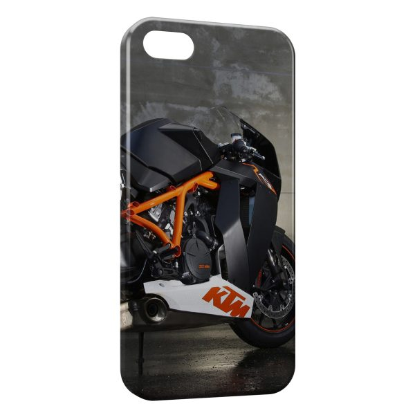 Coque iPhone 55SSE KTM 1190 RC8 R Moto 600x600
