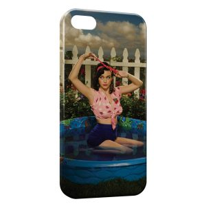 Coque iPhone 5/5S/SE Katy Perry 3