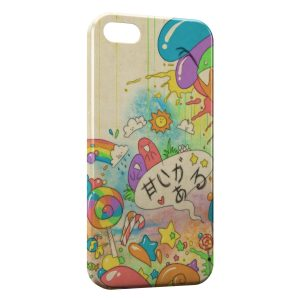 Coque iPhone 5/5S/SE Kawaii Style
