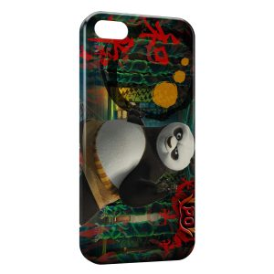 Coque iPhone 5/5S/SE Kung Fu Panda 4