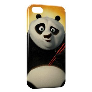 Coque iPhone 5/5S/SE Kung Fu Panda 8
