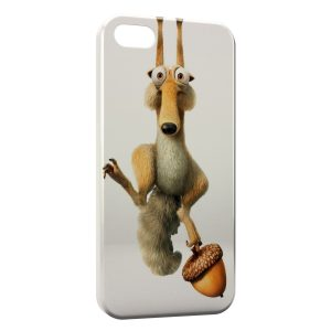 Coque iPhone 5/5S/SE L'Age de Glace