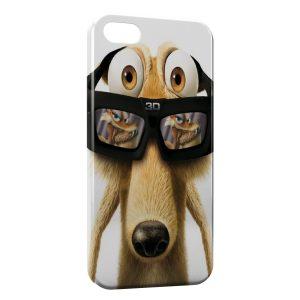 Coque iPhone 5/5S/SE L'Age de Glace 3D