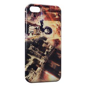 Coque iPhone 5/5S/SE L'Attaque des Titans 2