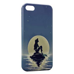 Coque iPhone 5/5S/SE La Petite Sirène Ariel Water