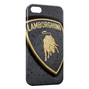Coque iPhone 5/5S/SE Lamborghini 3