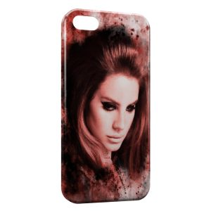 Coque iPhone 5/5S/SE Lana Del Ray