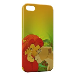 Coque iPhone 5/5S/SE Le Roi Lion