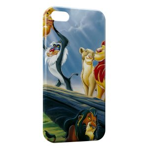 Coque iPhone 5/5S/SE Le Roi Lion 5
