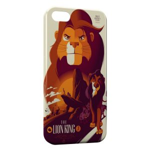 Coque iPhone 5/5S/SE Le Roi Lion 7
