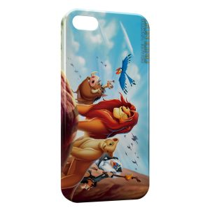 Coque iPhone 5/5S/SE Le Roi Lion 8