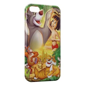Coque iPhone 5/5S/SE Le livre de la Jungle