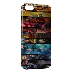 Coque iPhone 5/5S/SE League Of Legends 3
