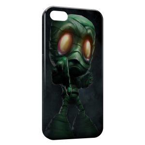 Coque iPhone 5/5S/SE League Of Legends Amumu