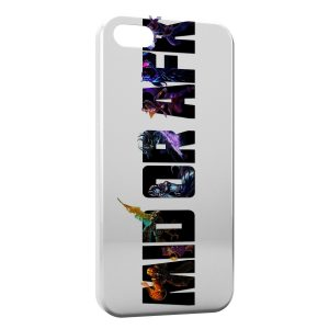 Coque iPhone 5/5S/SE League Of Legends Mid Or Afk