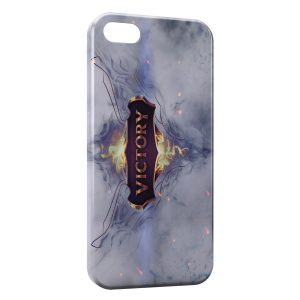 Coque iPhone 5/5S/SE League Of Legends Victory