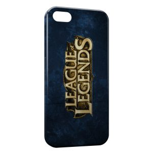 Coque iPhone 5/5S/SE League of Legends