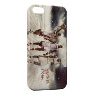 Coque iPhone 5/5S/SE Lebron James Miami Heat Basketball