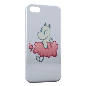 Coque iPhone 5/5S/SE Les Moomins
