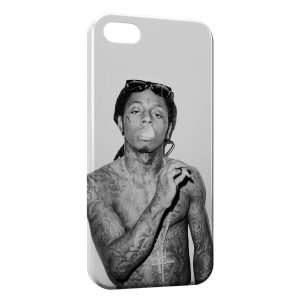 Coque iPhone 5/5S/SE Lil Wayne 3