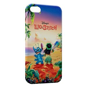 Coque iPhone 5/5S/SE Lilo & Stitch