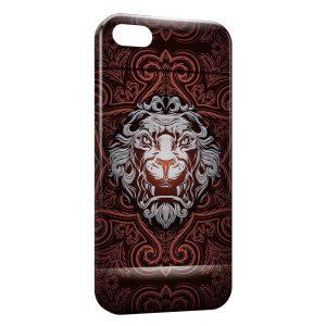 Coque iPhone 5/5S/SE Lion King Design