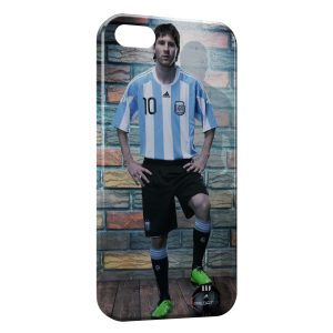 Coque iPhone 5/5S/SE Lionel Messi 2