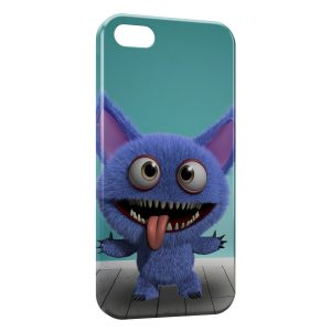 Coque iPhone 5/5S/SE Little Cute Monster