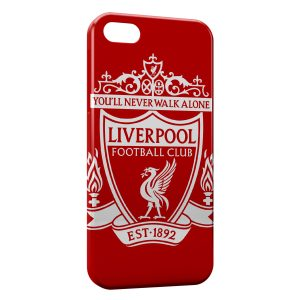 Coque iPhone 5/5S/SE Liverpool FC Football 2