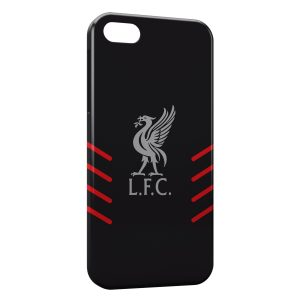 Coque iPhone 5/5S/SE Liverpool FC Football 3