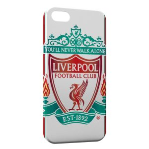 Coque iPhone 5/5S/SE Liverpool FC Football 6
