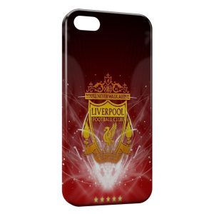 Coque iPhone 5/5S/SE Liverpool Football