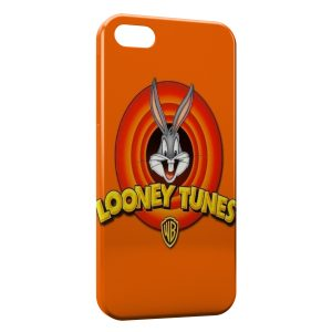 Coque iPhone 5/5S/SE Looney Tunes Bugs Bunny