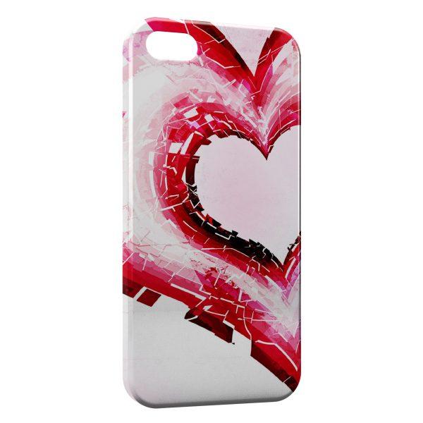 Coque iPhone 5/5S/SE Love 2