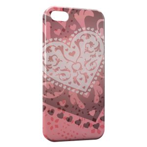 Coque iPhone 5/5S/SE Love