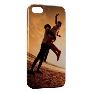 Coque iPhone 5/5S/SE Love under the Sun