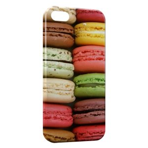 Coque iPhone 5/5S/SE Macarons 2