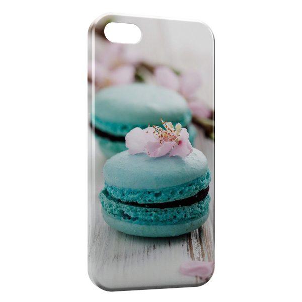 Coque iPhone 5/5S/SE Macarons