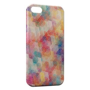 Coque iPhone 5/5S/SE Magic Colors Power 2