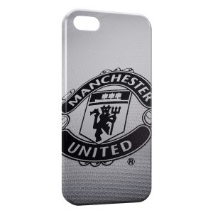 Coque iPhone 5/5S/SE Manchester United Football