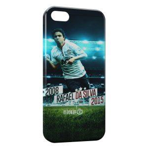 Coque iPhone 5/5S/SE Manchester United Rafael Da Silva